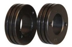 Ролики 37mm FE 2DR4R, сталь D=0,8-1,0 (2 шт), EWM, 092-000840-00000