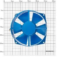 Вентилятор 200FZY7-D 380V