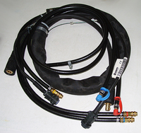 Промежуточный соединительный кабель-жгут KV400 95-1.9-WH, Kemppi, 6260392
