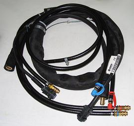 Промежуточный соединительный кабель-жгут PROMIG 70-10-WH, Kemppi, 6260314