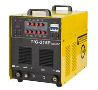 Установка аргонодуговой сварки START 315 AC/DC TIG PULSE