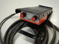Педаль-регулятор C-100F, кабель 5м, KEMPPI, 6185405