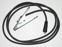 Заземляющий кабель 16мм2, 5м, (SKM 25), KEMPPI