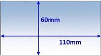 Брызгозащитный щиток (поликарбонат) 60х110х1, Beta 60, Kemppi, 9873252