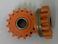 Подающий ролик прижимной V70°1,4/2KFM2/4, коричневый, Kemppi, W001050