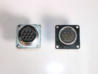 Разъем 10-pin панельный для TECH MIG 350P (N316)