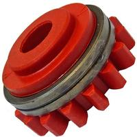 Подающий ролик приводной 1,0, красный V70°1.0/1KFM2/4, Kemppi, W000675