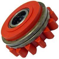 Подающий ролик прижимной 1,0, красный V70°1.0/1KFM2/4, Kemppi, W000676