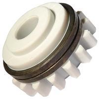 Подающий ролик приводной V100°0,8/1KFM2/4, белый, Kemppi, W001047