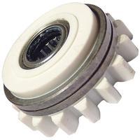 Подающий ролик прижимной V100°0,8/2KFM2/4, белый, Kemppi, W001048