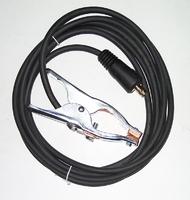 Заземляющий кабель 25мм2, 5м, KEMPPI