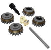 Комплект роликов к проволокоподающему устройству SS (FE,CU) V2.0 GT04 KIT №1, Kemppi, F000258
