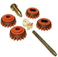 Комплект роликов к проволокоподающему устройству FE (MC/FC) V1.2 GT04 KIT №1, Kemppi, F000344