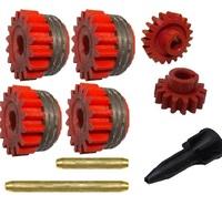 Комплект роликов к проволокоподающему устройству MC/FC VK1.0/1.2 WFS SL500 KIT, Kemppi, F000299