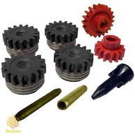 Комплект роликов к проволокоподающему устройству MC/FC VK2.4 WFS SL500 KIT, Kemppi, F000303