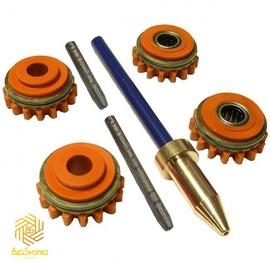 Комплект роликов к проволокоподающему устройству MC/FC VK1.2 DURATORQUE KIT №2, Kemppi, F000233