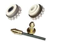Комплект роликов к проволокоподающему устройству SS (FE,CU) V0.8/0.9 GT02 KIT №1, Kemppi, F000334