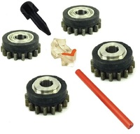 Комплект роликов к проволокоподающему устройству SS (FE) V1.2 HD GT04 KIT №1, Kemppi, F000340