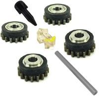 Комплект роликов к проволокоподающему устройству SS (FE) V1.6 HD GT04 KIT №1, F000341