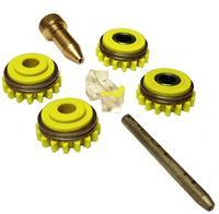 Комплект роликов к проволокоподающему устройству FE (MC/FC) V1.6 GT04 KIT №1, Kemppi, F000345