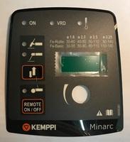 Наклейка на переднюю панель MINARC EVO 150, Kemppi, W005391