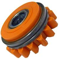Подающий ролик прижимной 1,2 (оранжевый), Kemppi, W000961