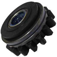 Подающий ролик прижимной V70°2,4/2KFM2/4, черный, Kemppi, W001056