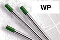 Вольфрамовый электрод зеленый WP, Kemppi