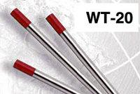 Вольфрамовый электрод красный WT20, Kemppi