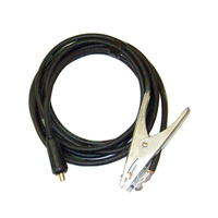 Заземляющий кабель 35мм2, 10м, KEMPPI